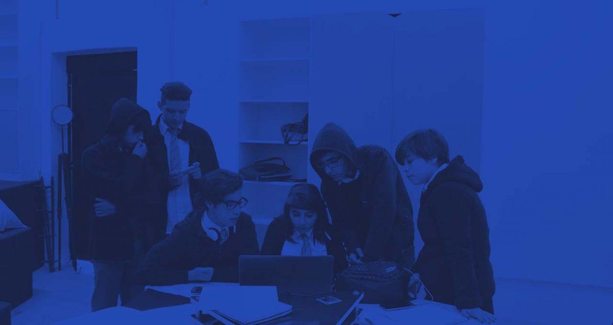 Foto post: En el Liceo Bicentenario Polivalente Fernando Silva Castellón aprenderán a través de proyectos