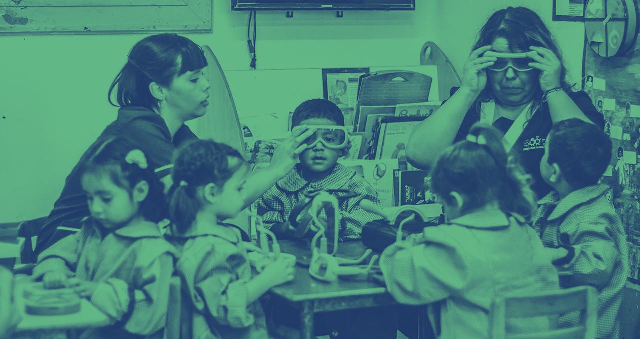 Imagen de Presentarán iniciativas de educación parvularia donde las familias también aprenden
