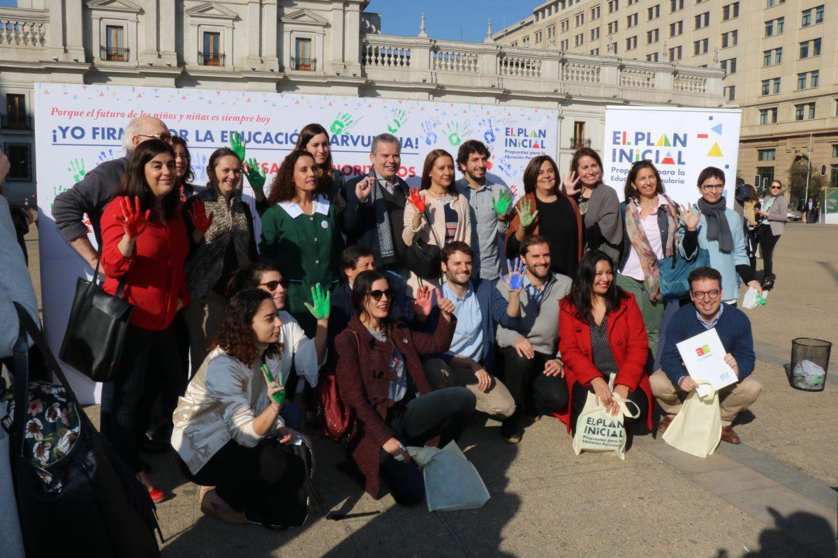 Foto post: Organizaciones de la sociedad civil invitan a firmar en apoyo a propuestas ciudadanas para mejorar la Educación Parvularia