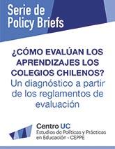¿Cómo evalúan los aprendizajes los colegios chilenos?
