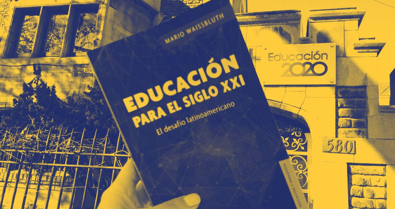 Imagen de Mario Waissbluth lanza libro donde revela los principales desafíos de la educación en Chile y Latinoamérica