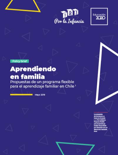 Aprendiendo en familia: Propuestas de un programa flexible para el aprendizaje familiar en Chile
