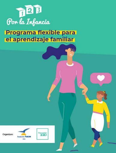 1, 2, 3 Por la Infancia. Programa Flexible para el Aprendizaje Familiar