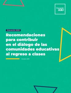 Foto de Recomendaciones para contribuir en el diálogo de las comunidades