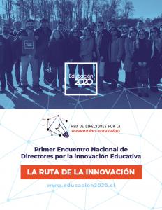 Foto de Memoria: Red de directores por la Innovación Educativa
