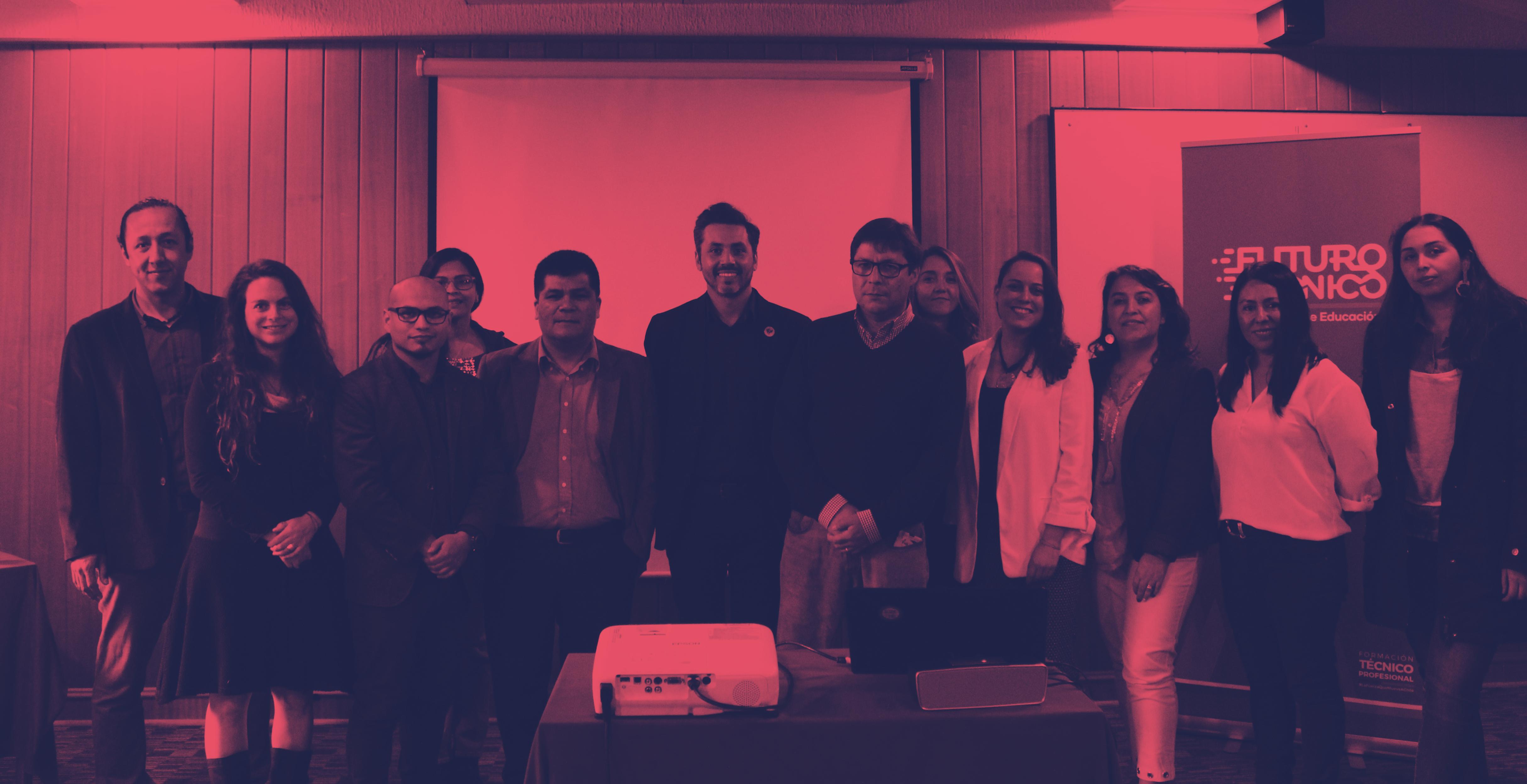 Imagen de Futuro Técnico expone proyecciones 2020 a Consejo Asesor Regional y a DAEM de Los Ríos