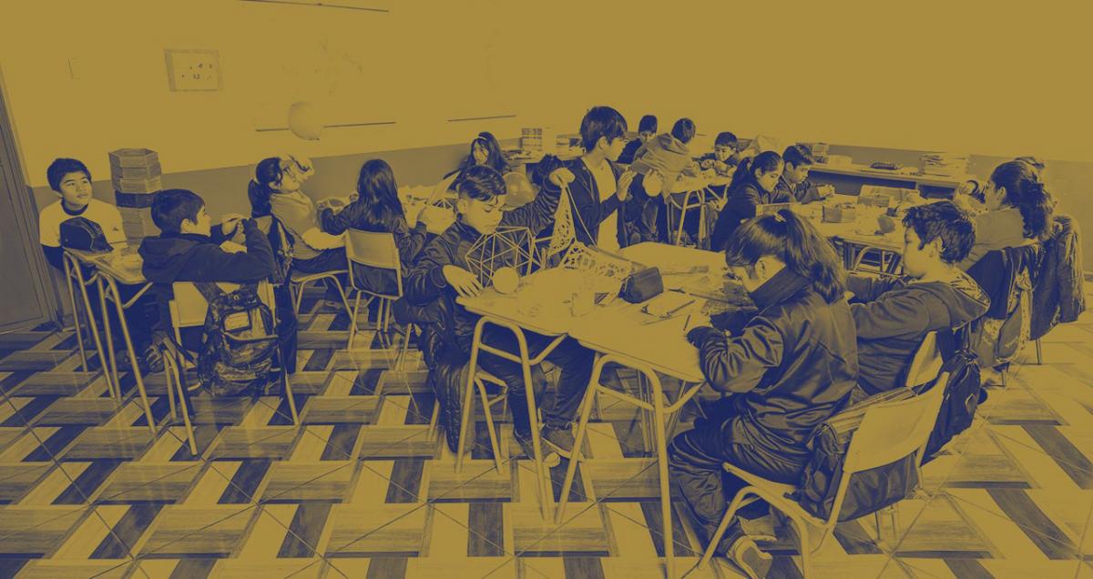 Foto post: 1,2,3 por mí y toda mi escuela: la alianza que une a Educación 2020 y Fundación Ronda en pos de la educación para todos y todas