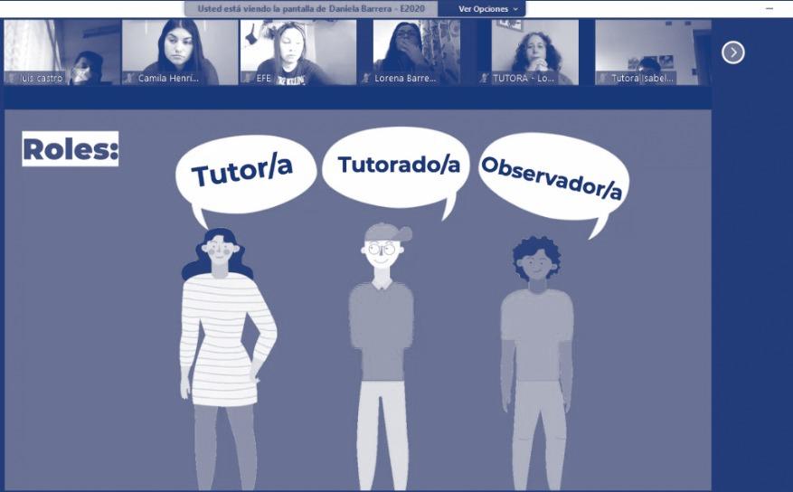 Foto post: Redes de Tutoría llega a Lo Espejo con el primer Festival de Aprendizaje