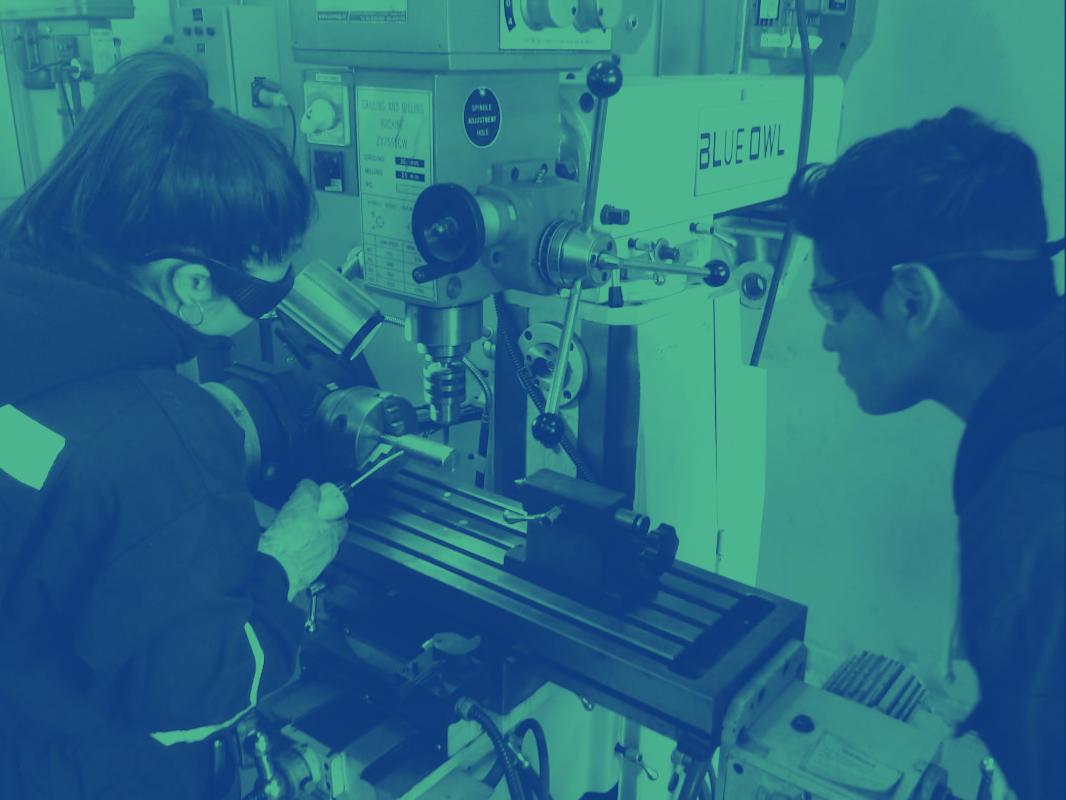 """Imagen de """"Tú no deberías estar acá"""": Los desafíos y la brecha de género que persisten en la educación técnico profesional"""