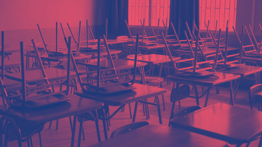 Imagen de Desconfianza en medidas sanitarias y vacunación de estudiantes: principales motivos para que apoderados no envíen a sus hijos a clases